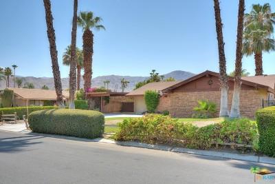 Rancho Mirage Single Family Home Contingent: 39575 Keenan Drive