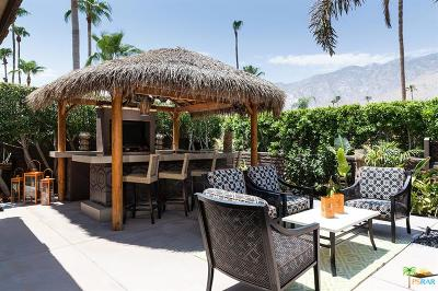 Palm Springs Single Family Home For Sale: 1311 Fuego Circle