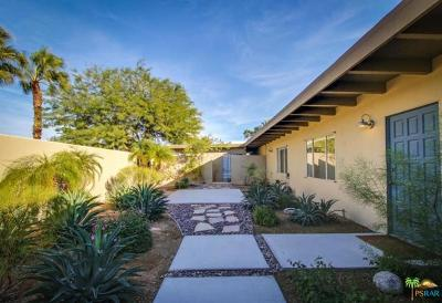 Palm Springs Single Family Home For Sale: 2959 East Ventura Road