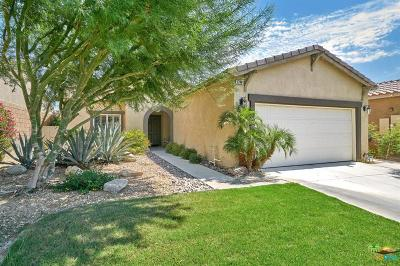Palm Springs Single Family Home For Sale: 1248 Oro Ridge