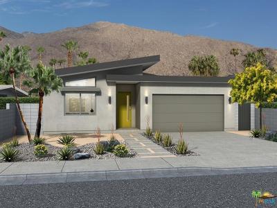 Palm Springs Single Family Home For Sale: 683 South Vista Oro