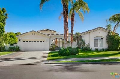 Rancho Mirage Single Family Home For Sale: 16 Scarborough Way