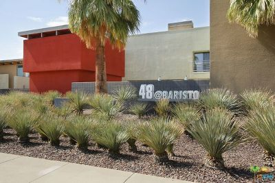 Palm Springs Condo/Townhouse For Sale: 1498 East Baristo Road
