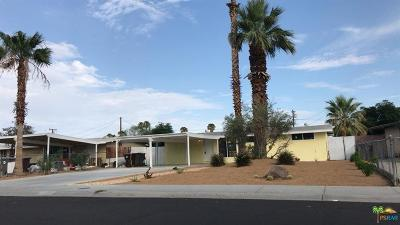 Cathedral City Single Family Home For Sale: 31090 Santa Barbara Drive