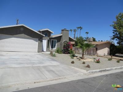 Palm Desert Single Family Home For Sale: 43845 Buena Circle