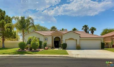 Palm Springs Single Family Home For Sale: 3330 East Circulo San Sorrento Road