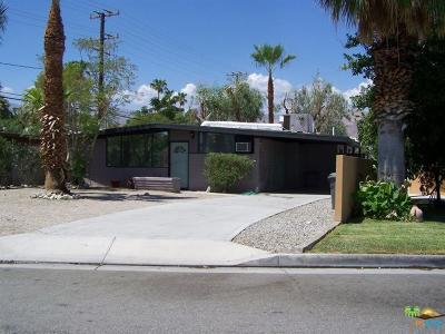 Palm Desert CA Single Family Home For Sale: $242,500
