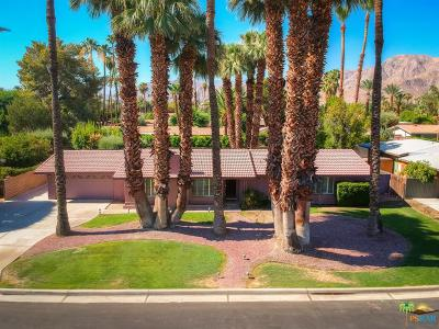 Rancho Mirage Single Family Home For Sale: 70335 Cobb Road