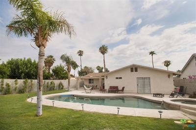 Cathedral City Single Family Home For Sale: 68890 Tortuga Road