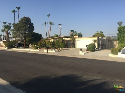Palm Springs Single Family Home For Sale: 682 North Monterey Road