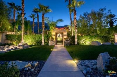 Palm Springs Single Family Home For Sale: 955 North Prescott Drive