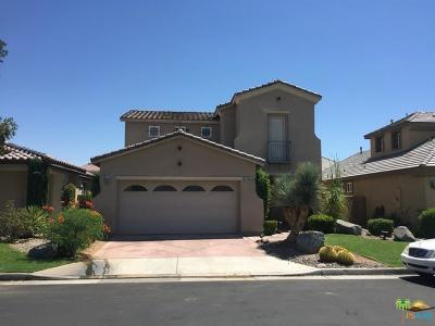 Cathedral City Rental For Rent: 31266 Faja Caballero