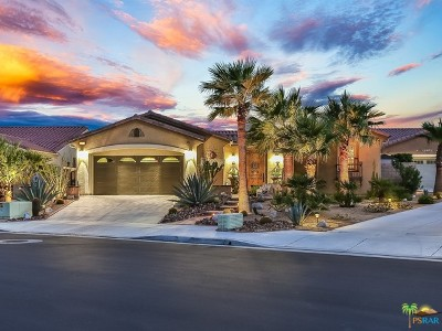 Palm Springs Single Family Home For Sale: 1833 Sunlight Way