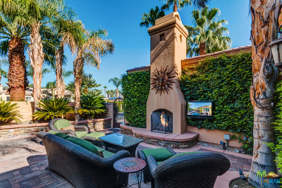 Indian Wells Single Family Home Contingent: 44306 Mesquite Drive