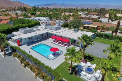 Cathedral City, Indio, Palm Springs Rental For Rent: 496 West Dominguez Road #1-4