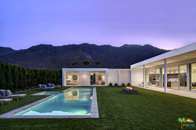 Palm Springs Single Family Home For Sale: 3088 Linea Terrace