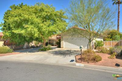 Palm Desert Single Family Home Contingent: 43619 Buena Circle