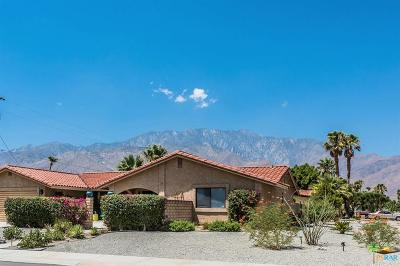 Palm Springs Single Family Home Contingent: 2399 North Volturno Road