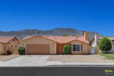 Palm Springs Single Family Home Contingent: 1889 Marguerite Street
