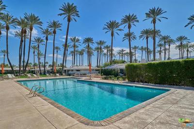 Rancho Mirage Single Family Home Contingent: 70401 Sunny Lane