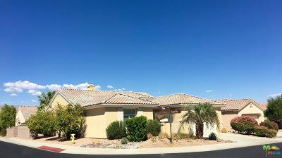 Palm Desert Single Family Home Contingent: 35084 Flute Avenue