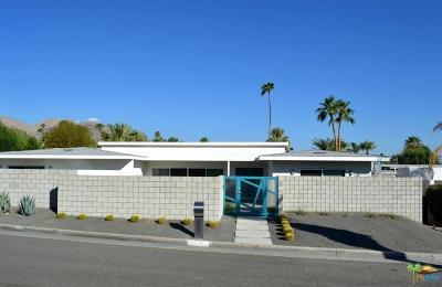 Palm Desert Single Family Home For Sale: 47956 Silver Spur
