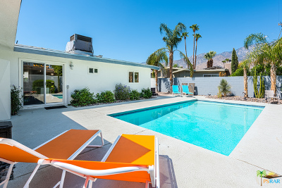 Palm Springs Single Family Home For Sale: 3810 East Camino San Miguel