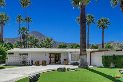 Indian Wells Single Family Home For Sale: 45850 Vista Dorado Drive