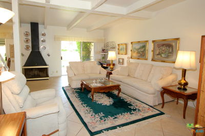Palm Springs Single Family Home For Sale: 1833 South Araby Drive #35