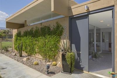 Palm Desert Condo/Townhouse Contingent: 72517 El Paseo #906