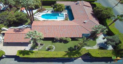 Palm Springs Single Family Home For Sale: 610 North Via Monte Vista Vista