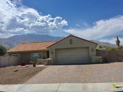 Palm Springs Single Family Home For Sale: 2501 North Paseo De Anza