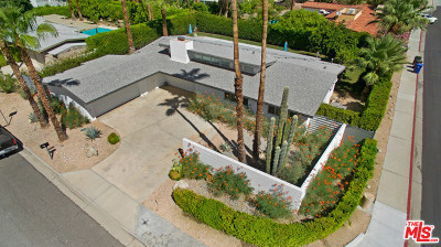 Palm Springs CA Single Family Home For Sale: $755,000