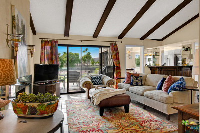 Rancho Mirage Single Family Home For Sale: 78 Tennis Club Drive
