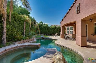 Rancho Mirage Single Family Home For Sale: 47 Via Santo Tomas