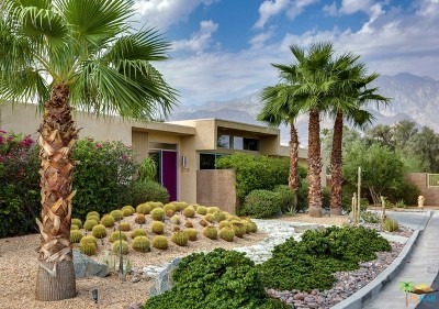 Palm Springs Single Family Home For Sale: 2709 North Whitewater Club Drive