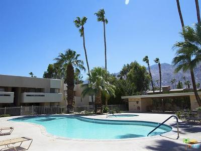 Cathedral City, Palm Springs Rental For Rent: 1268 East Ramon Road #28