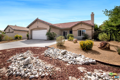 Palm Springs Single Family Home Contingent: 1569 East Racquet Club Road