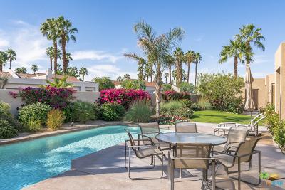 Rancho Mirage Single Family Home For Sale: 1 Via Haciendas