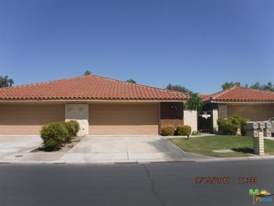 Palm Desert Condo/Townhouse Contingent: 438 South Sierra Madre
