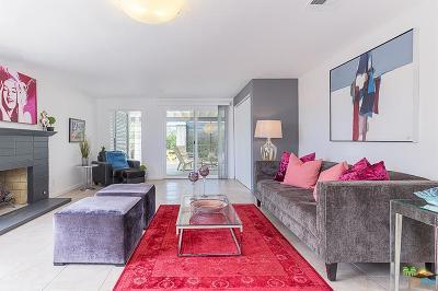 Palm Springs Single Family Home For Sale: 931 South Paseo Caroleta