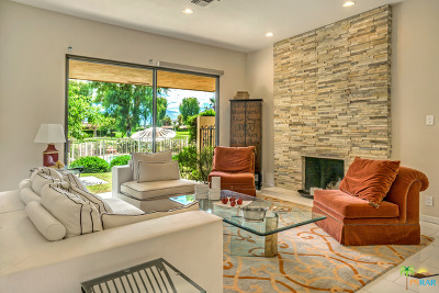 Rancho Mirage Single Family Home For Sale: 20 Stanford Drive