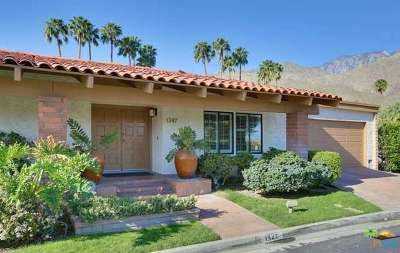 Palm Springs Rental For Rent: 1347 Primavera Drive