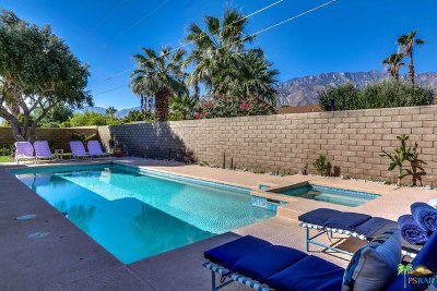 Cathedral City, Palm Springs Rental For Rent: 2939 North Chuperosa Road