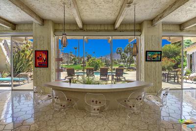 Palm Springs Single Family Home For Sale: 1333 East Via Estrella