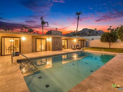 Indian Wells Single Family Home For Sale: 45535 East Kawea Way