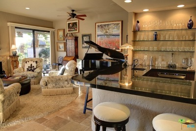 Rancho Mirage Single Family Home For Sale: 62 Dartmouth Drive