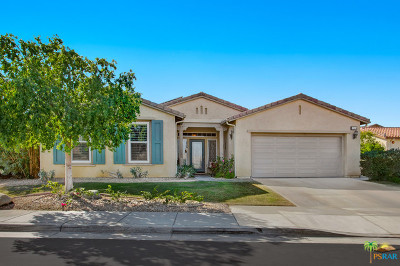 Palm Springs Single Family Home For Sale: 3765 Cassia
