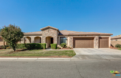 La Quinta Single Family Home For Sale: 57815 Residenza Court