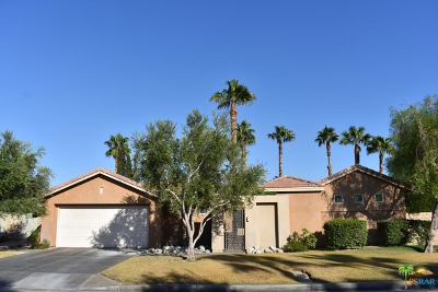 Palm Springs Single Family Home Contingent: 2920 South Redwood Drive